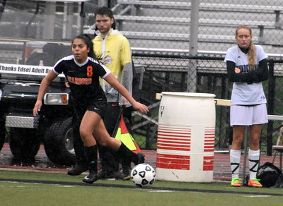 HS Sports - Dearborn High at Edsel Ford Soccer