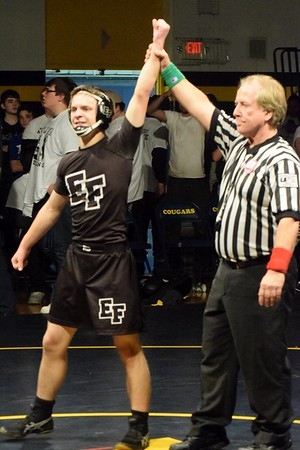 HS Sports - Annapolis vs Edsel Ford Wrestling  & Vic McGuire night