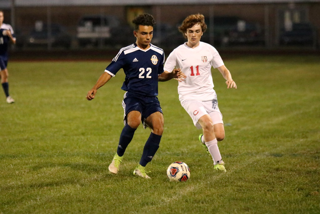 . Crestwood welcomed in Livonia Clarenceville on Monday night and held on for a 2-1 victory. Ryan Dickey - For Digital First Media