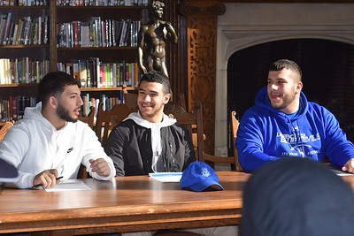HS Sports - College Signings at Fordson