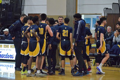 Fordson welcomed in Crestwood on Tuesday night and defeated the Chargers by a score of 49-36. Photo by Alex Muller - For the Press & Guide