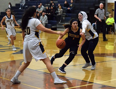 HS Sports - Crestwood at Fordson Girls Basketball