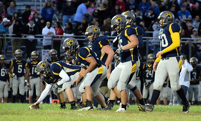 HS Sports - Crestwood vs. Annapolis Football