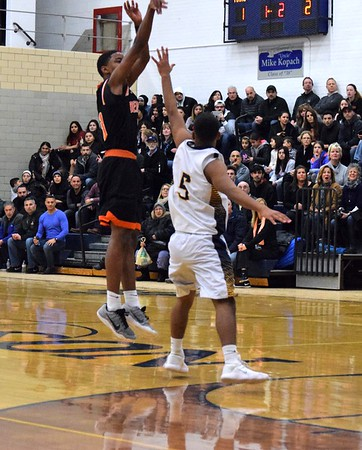 HS Sports - Dearborn at Fordson Boys' Basketball