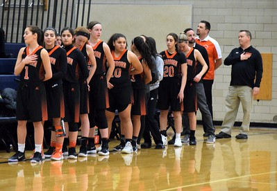 HS Sports - Dearborn at Fordson Girls' Basketball