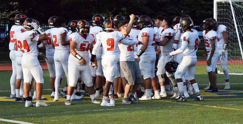Dearborn High headed to Wayne Memorial on Friday night and defeated the Zebras by a score of 52-6. Alex Muller - For Digital First Media