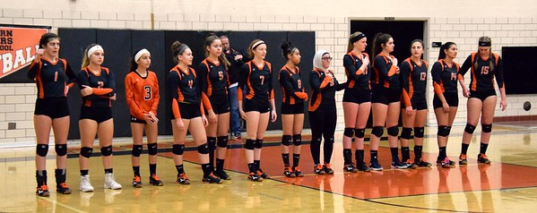 HS Sports - Dearborn vs. Edsel Ford Volleyball District Final
