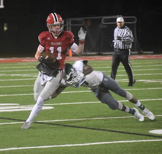 HS Sports - Detroit Cody at Divine Child Playoff Football