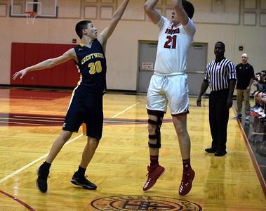HS Sports - Divine Child vs. Crestwood Boys Basketball