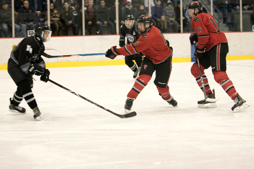. Divine Child defeated host Dearborn Unified 3-0 on Saturday night in the annual Mayor\'s Cup game. Photo by Jack VanAssche - For the Press & Guide
