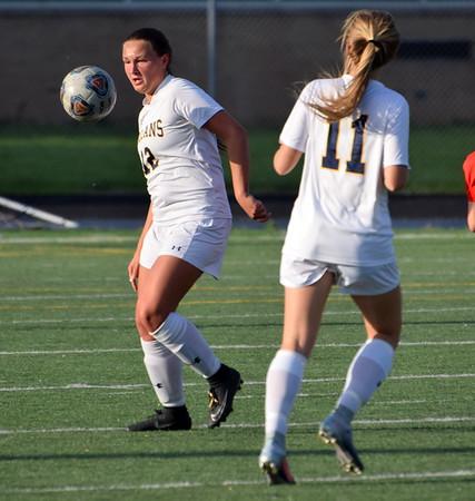 HS Sports - Divine Child vs. Trenton Girls' Soccer Regional