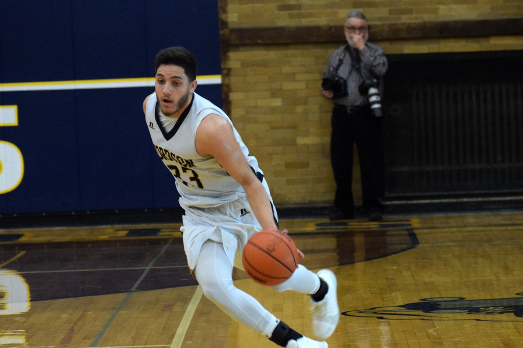 . Fordson welcomed in Edsel Ford on Friday night and defeated the Thunderbirds by a score of 52-29. Photo by Frank Wladyslawski - Press & Guide