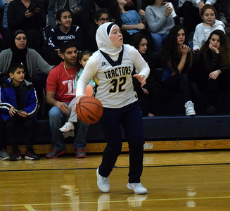 Fordson welcomed in Edsel Ford on Friday night and defeated the Thunderbirds by a score of 45-20. Photo by Frank Wladyslawski - Press & Guide