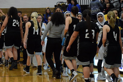 HS Sports - Edsel Ford at Fordson Girls' Basketball