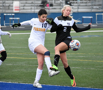 HS Sports - Edsel Ford at Fordson Soccer