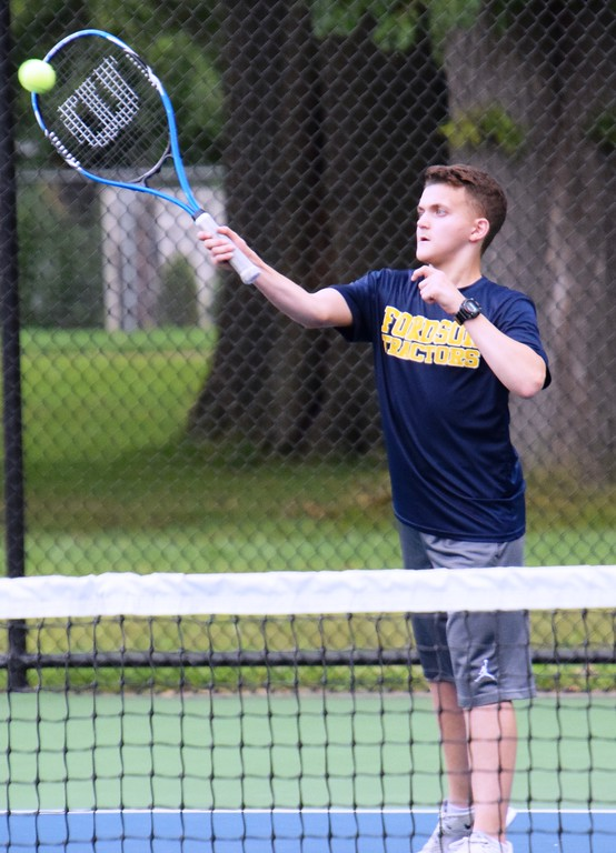 . Fordson headed to Edsel Ford on Wednesday afternoon and defeated the Thunderbirds by a score of 5-3. Alex Muller - For Digital First Media