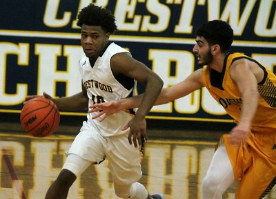 HS Sports - Fordson at Crestwood Boys' Basketball