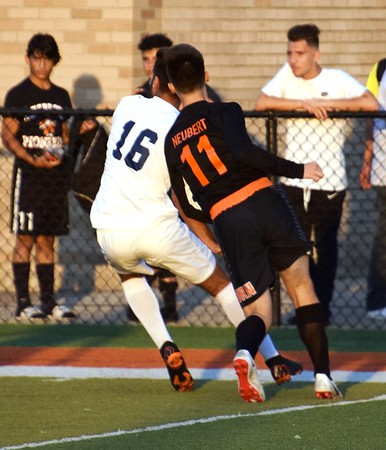 HS Sports - Fordson at Dearborn Boys Soccer 2018