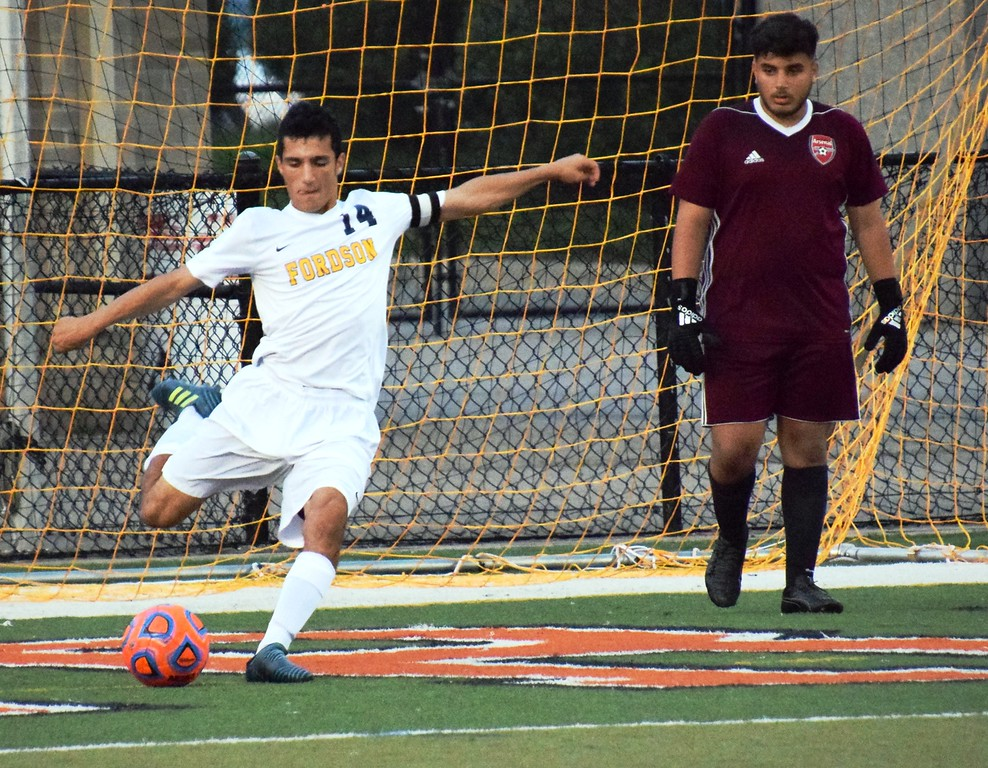 . Dearborn High welcomed in Fordson on Tuesday night and defeated the Tractors by a score of 2-0. Alex Muller - For Digital First Media