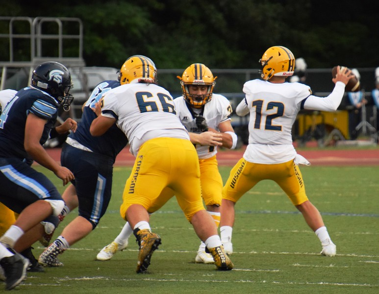 Fordson went on the road on Friday night and defeated Livonia Stevenson by a score of 45-14. The Tractors improved to 3-0 overall and 2-0 in the KLAA East. Alex Muller - For Digital First Media