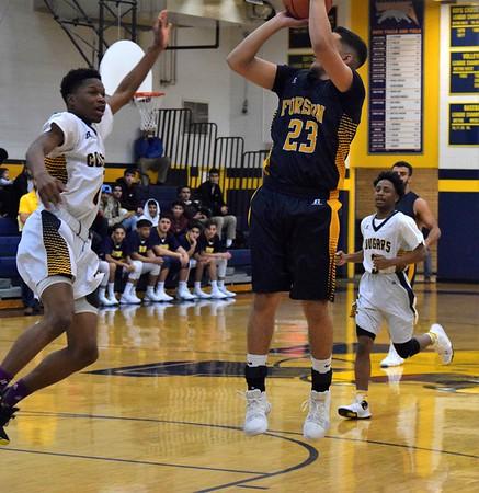 HS Sports - Fordson vs. Annapolis boys' basketball