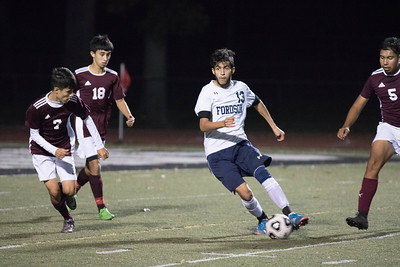 Fordson fell by a score of 7-1 on Thursday night against Detroit Western in the Division 1, District 7 championship game at Edsel Ford. Photo by Jack VanAssche - For the Press & Guide