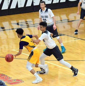 HS Sports - Fordson vs. Edsel Ford Boys' Basketball
