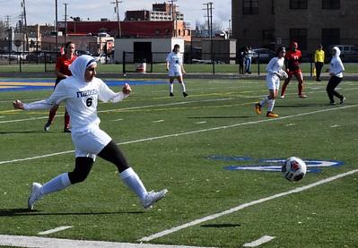 HS Sports - Fordson vs. Grosse Ile Girls' Soccer
