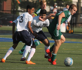 Fordson welcomed in Farmington Hills Harrison on Tuesday night. A goal inside the final minute from Jacob Honer sent Harrison past Fordson by a score of 3-2.  Photo by Terry Jacoby - For Digital First Media