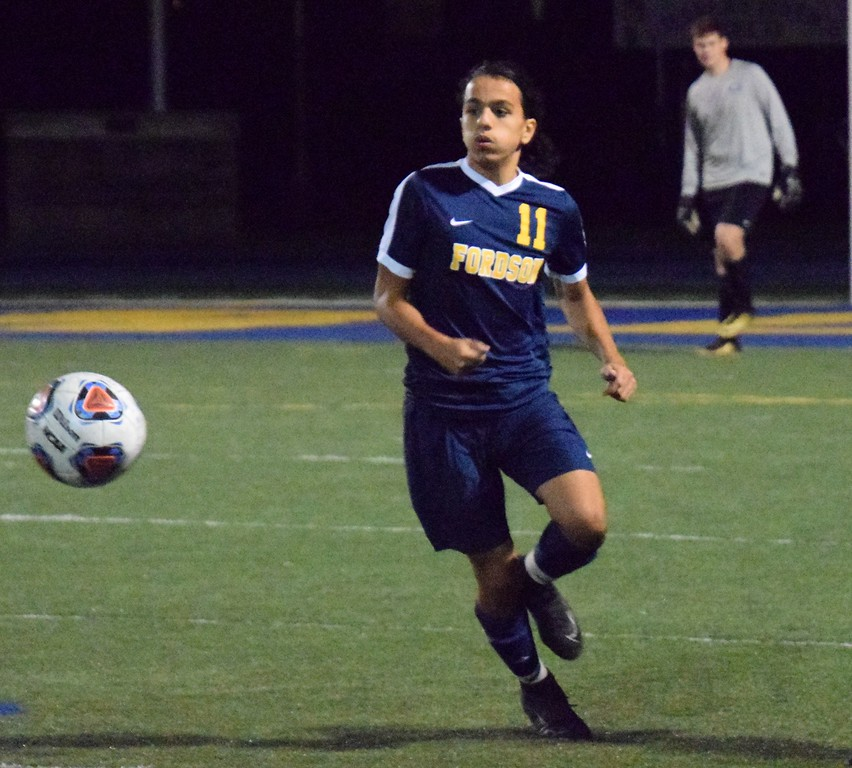. Hussein Faraj and the Fordson Tractors hosted Westland John Glenn on Tuesday night and came away with a 3-1 victory. Alex Muller - For Digital First Media