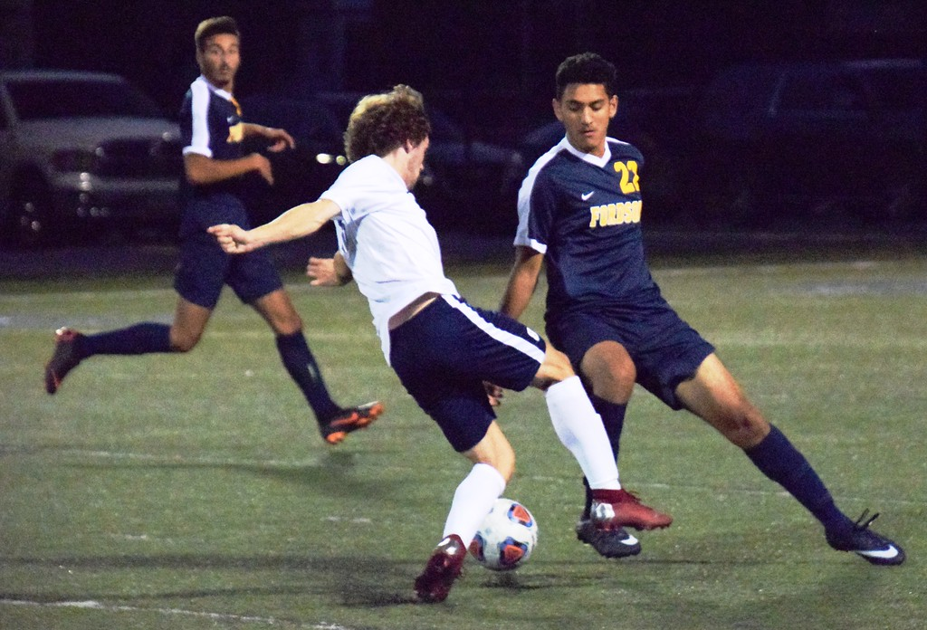 . Fordson welcomed in Westland John Glenn on Tuesday night and came away with a 3-1 victory. It kept the Tractors unbeaten and in sole possession of first place in the KLAA East.  Alex Muller - For Digital First Media
