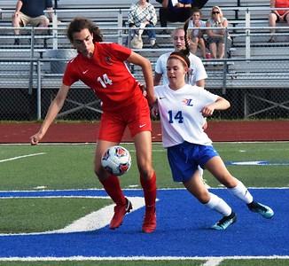 HS Sports - Girls Soccer Divine Child vs. Ladywood