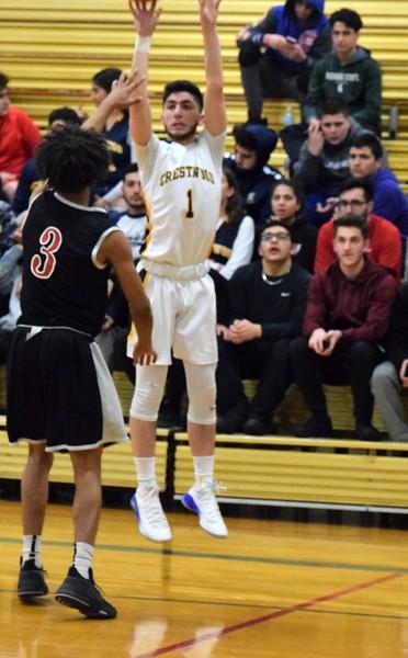 HS Sports - Robichaud vs. Annapolis Boys' Basketball