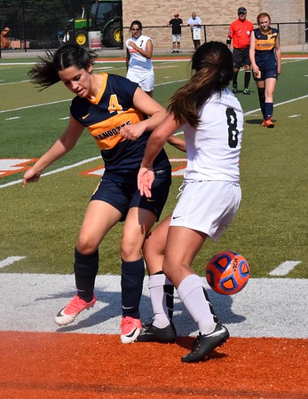 HS Sports - Soccer District 1st Round at Dearborn High