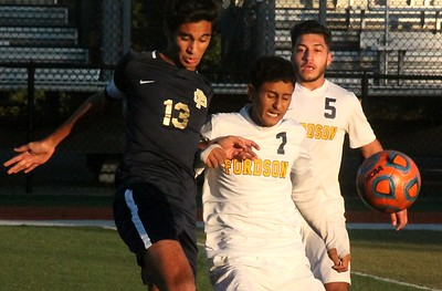 HS Sports - Soccer District at Dearborn High