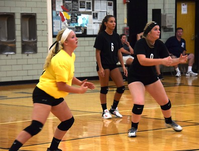 HS Sports - Taylor High vs. Edsel Ford Volleyball