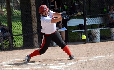 HS Sports - Taylor Kennedy at Edsel Ford  District Softball