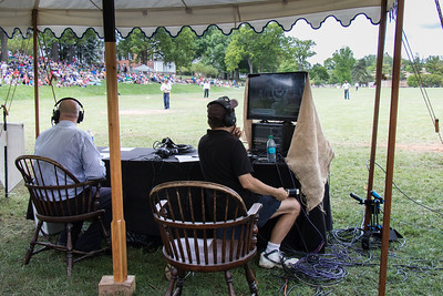 ESPN3 live streamed the championship game. Photo by Debbie Malyn for the Press & Guide.
