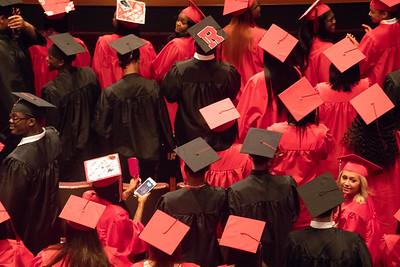 Robichaud High School graduation 2018