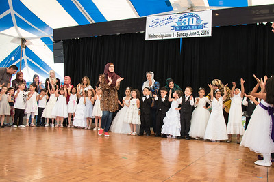 The Star Academy Kids's Performance. Photo by Debbie Malyn for the Press & Guide.