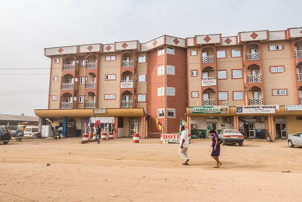 Hotel Le Bein. Bonaberi, Littoral Region, Cameroon Africa