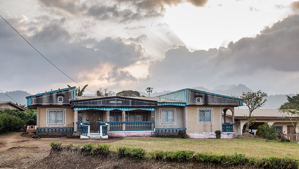 Graceland Hotel. Bangem, Southwest Region, Cameroon Africa