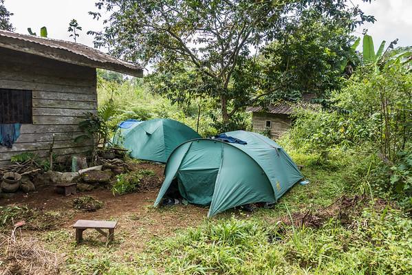 camp. Edib, Southwest Region, Cameroon Africa
