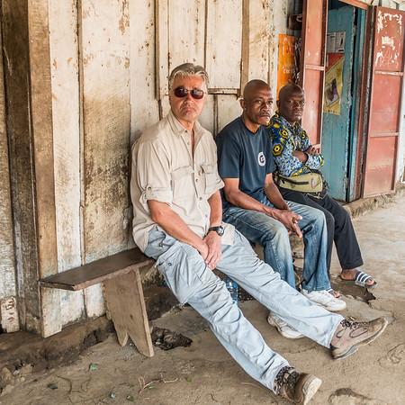 Hans-Werner Herrmann, Solo, & Salabro. Tombel, Southwest Region, Cameroon Africa