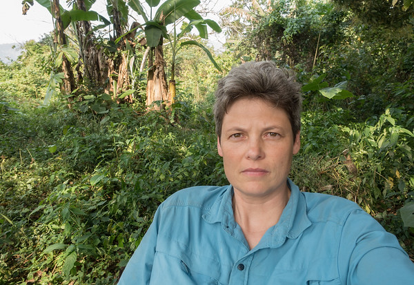 sick Margy. Bermin, Southwest Region, Cameroon Africa