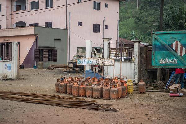 Tombel, Southwest Region, Cameroon Africa