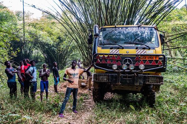 Edib to Baseng, Southwest Region, Cameroon Africa