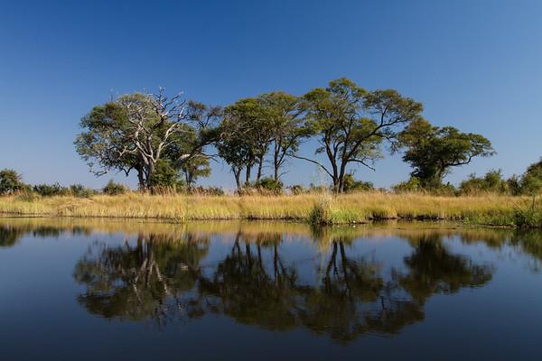 Kwando River, Kwando, Kavango Namibia