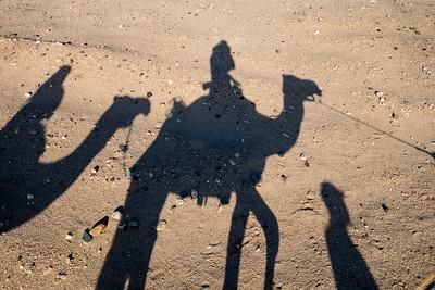 Margy Green, Elka's Camel farm, Swapkopmund, Erongo Namibia