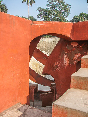 Jantar Mantar Ancient Observatory